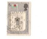 Stamps : Europe : United_Kingdom :  Tywysog Cymru 1969 Prince of Wales