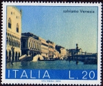 Sellos de Europa - Italia -  VENEZIA