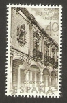 Stamps : Europe : Spain :  1996 - Casa en Queretaro, Méjico