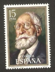 Stamps : Europe : Spain :  2030 - Ramón Menéndez Pidal