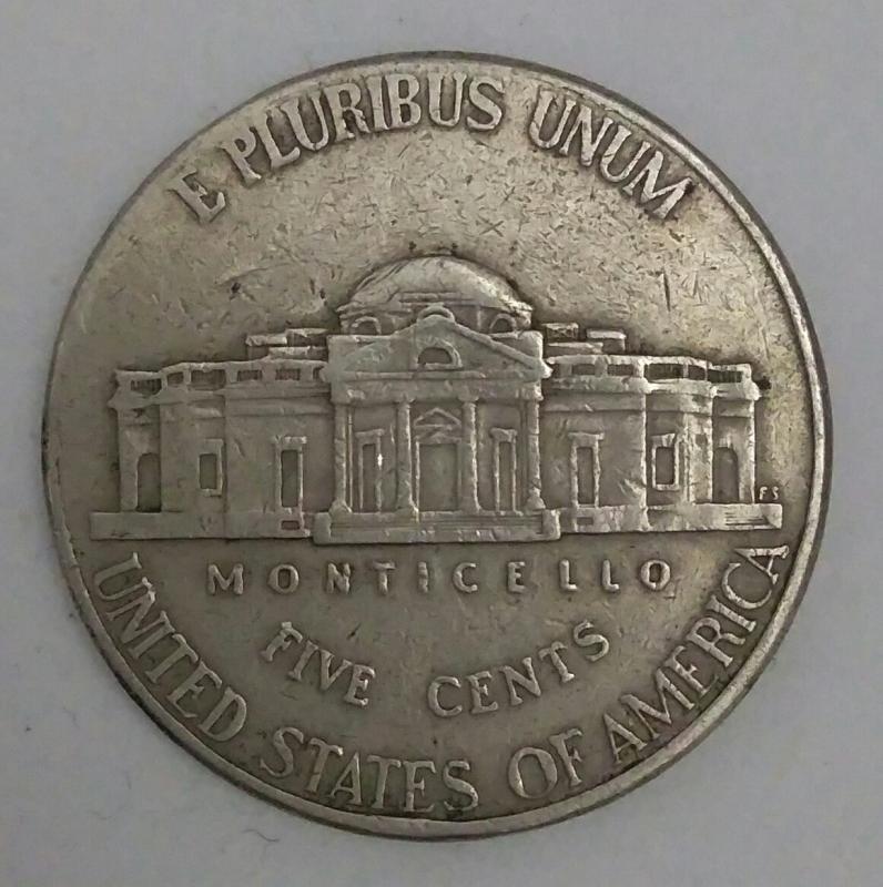 2011 -five cents