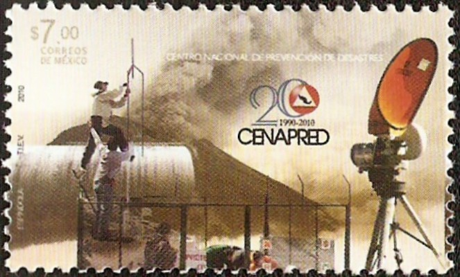 20 Aniversario del centro nacional de prevencion de desastres