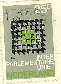 inter parlementaire unie Nederland 25c