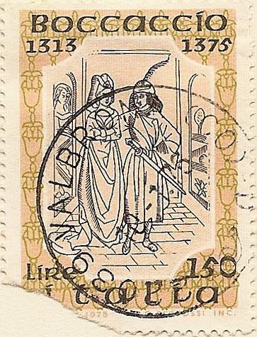 Boccaccio 1313-1375
