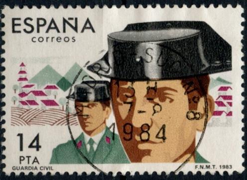 ESPAÑA_SCOTT 2317 $0,2
