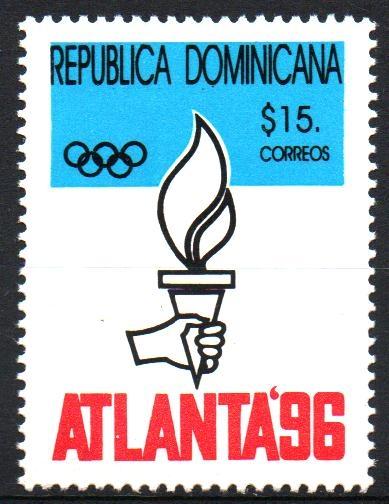 JUEGOS  OLÍMPICOS  DE  VERANO  ATLANTA  1996.  ANTORCHA.