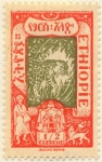 Sellos de Africa - Etiopía -  ETHIOPIE