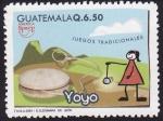 Sellos del Mundo : America : Guatemala : Juegos Tradicionales YOYO