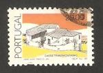 Sellos de Europa - Portugal -  casas transmontanas