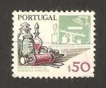 Sellos del Mundo : Europa : Portugal :  instrumentos  medicos