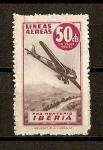 Sellos del Mundo : Europa : España : Lineas Aereas Iberia. ( Pro-Montepio).