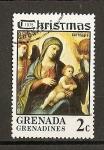 Sellos de America - Granada -  Navidad.