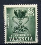 Sellos de Europa - España -  Plan sur de Valencia