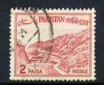 Sellos del Mundo : Asia : Pakistán : Paisaje