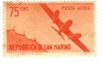 Sellos de Europa - San Marino -  Paisaje