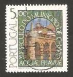Sellos de Europa - Portugal -  municipio de chaves