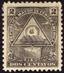 Sellos de America - Nicaragua -  UPU