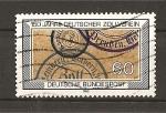 Sellos de Europa - Alemania -  RFA