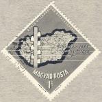 Sellos de Europa - Hungría -  Mateszalka 1888 Apotliget 1963