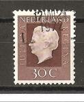 Sellos de Europa - Holanda -  Reina Juliana.