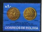 Sellos del Mundo : America : Bolivia : Monedas de Bolivia