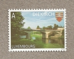 Sellos de Europa - Luxemburgo -  Dietkirch