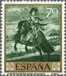 Sellos de Europa - España -  DIEGO VELAZQUEZ.