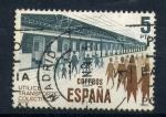 Sellos de Europa - España -  Utilice transportes colectivos
