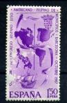 Sellos de Europa - España -  IV cong. hispano-luso-americano-filipino de municipios