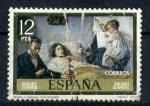 Sellos del Mundo : Europa : España : Ciencia y caridad- Picasso