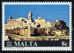 Sellos del Mundo : Europa : Malta : MALTA - Ciudad de La Valette