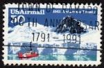 Sellos de America - Estados Unidos -  200 años Antartida