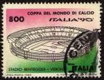 Sellos de Europa - Italia -  Campeonato del  Mundo Italia 90