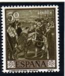 Sellos de Europa - España -  1959 Velazquez : la rendicion de Breda