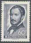 Sellos del Mundo : Europa : Hungría : 1817  Tompa Mihaly  1868