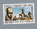 Sellos del Mundo : Europa : Bulgaria : Don Quijote