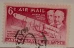 Sellos del Mundo : America : Estados_Unidos : Wilbur and Orville Wrigth