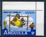 Sellos del Mundo : Europa : Anguila : Mundial España 82