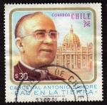 Sellos de America - Chile -  Paz en la Tierra