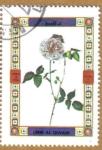 Sellos del Mundo : Asia : Arabia_Saudita : Flores