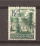 Sellos de Europa - Alemania -  Estado de Rheinland-Pfalz