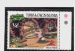 Sellos del Mundo : Europa : Islas_Turcas_y_Caicos : Tío Remus