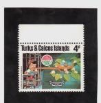 Sellos del Mundo : Europa : Islas_Turcas_y_Caicos : Pinocho
