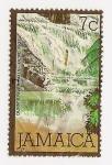 Sellos del Mundo : America : Jamaica : Dunn's River   ocho ríos