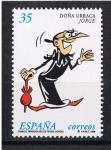 Sellos del Mundo : Europa : España : Edifil  3645  Comics. Personajes de tebeo