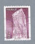 Sellos del Mundo : Europa : Suecia : Rokstenen