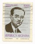 Sellos de America - Argentina -  Conrado Nale Roxlo