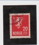 Sellos del Mundo : Europa : Noruega : Correo postal