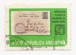 Sellos de America - Argentina -  Exposición Filatélica Argentina '85