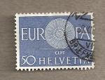 Sellos de Europa - Suiza -  Europa